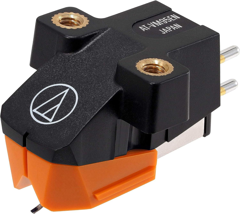 Audio-Technica at-VM 95 EN - Fonocaptor: Amazon.es: Instrumentos ...