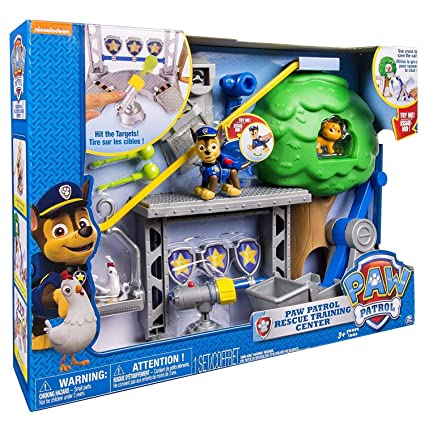 Image Unavailable. Image not available for. Color  Z Paw Patrol Rescue  Training Center Playset 0a78e6fcbb