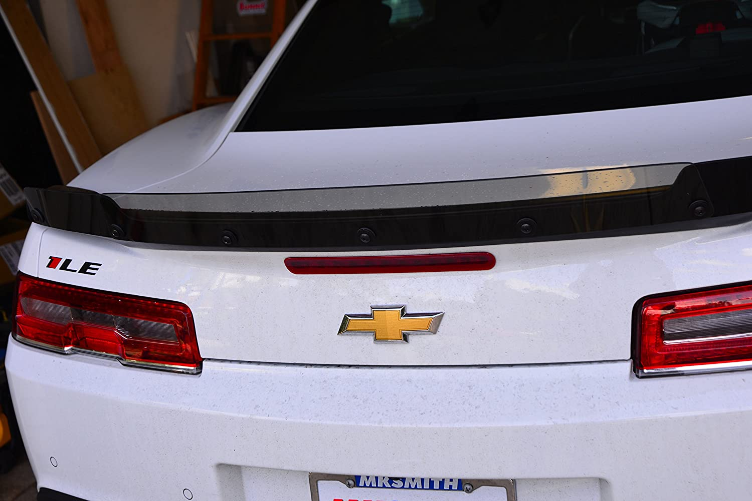 ZL1 Addons Wicker Bill Compatible with 14-18 Camaro 1LE /& ZL1 Spoiler