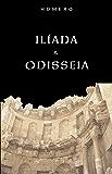 Box Homero - Ilíada + Odisseia (Portuguese Edition)