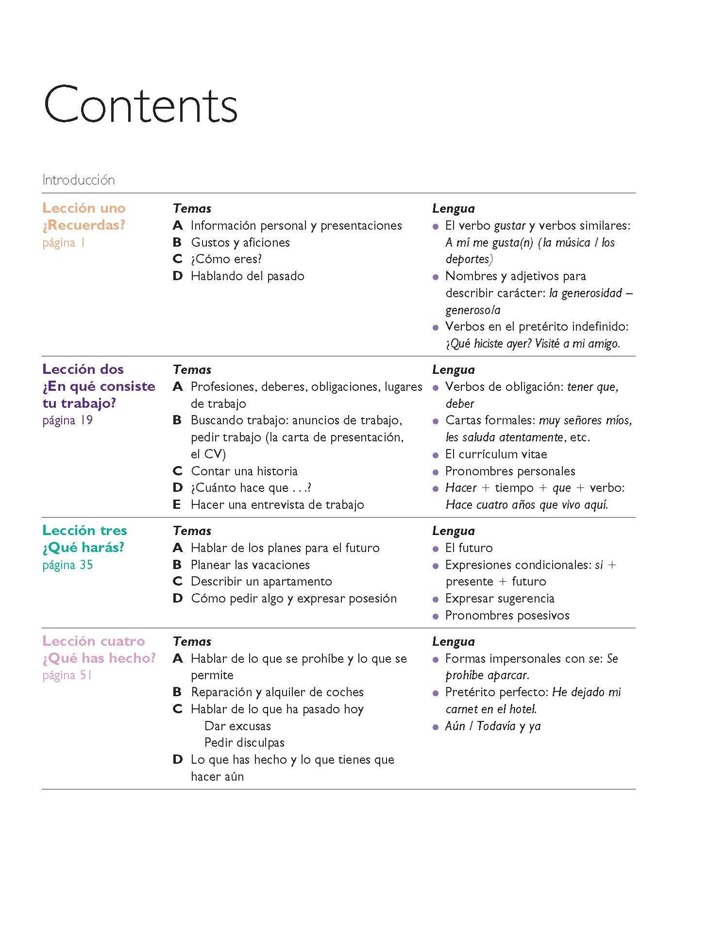 Pasos 2 (Fourth Edition): Spanish Intermediate Course: Coursebook ...