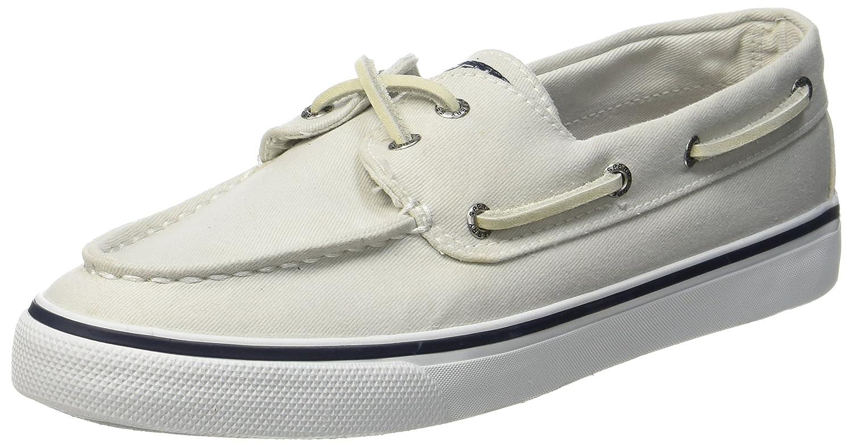 Sperry Bahama 2-Eye, Zapatillas para Mujer 39 EU|Blanco
