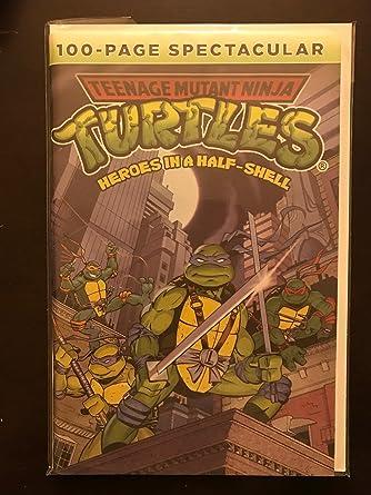 TMNT Teenage Mutant Ninja Turtles 100 Page Spectacular 2012 ...