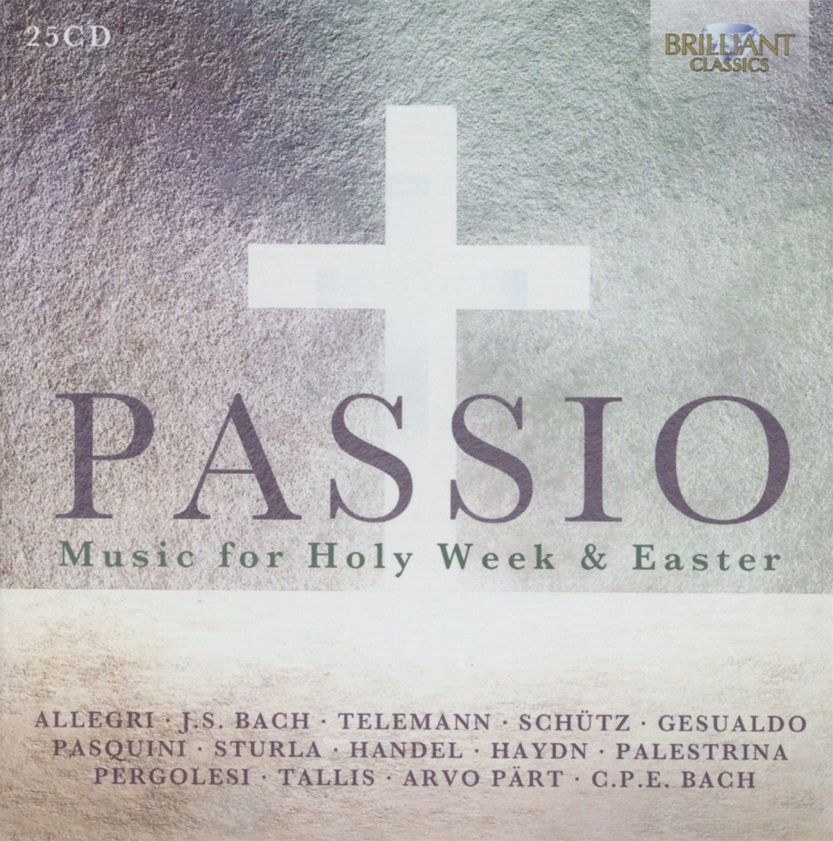 Music for Holy Week & Easter by Brilliant Classics