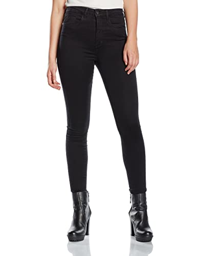 Only - Onlroyal High Sk Jeans Pim600 Noos, Blu Donna