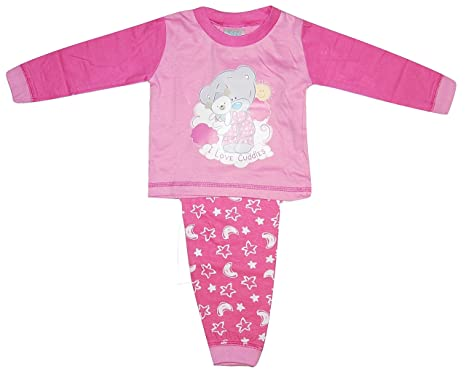 51eabd8ad Me To You Baby Girl Tatty Teddy Pyjamas 6-9 To 18-24 Months (12-18 ...