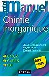 Mini manuel de Chimie inorganique