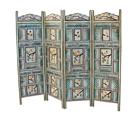 Outstanding Luxury Park India Paravent Room Divider Mannshoch Dark Wood Interior Design Ideas Tzicisoteloinfo