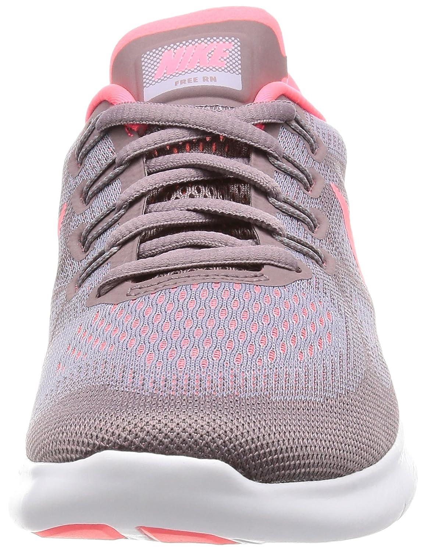 NIKE Women's Free RN 6.5 2017 Running Shoe B01MT1HYU0 6.5 RN B(M) US|Purple/Hot Punch-m 358741