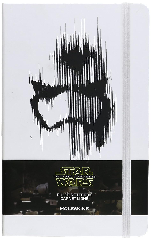Moleskine Star Wars Vii Limited Edition Storm Trooper Large Ruled Notebook