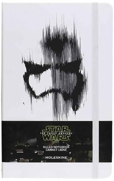 Amazon.com: Moleskine Star Wars Episode VII Limited Edition ...