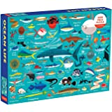 Ocean Life Family Puzzle: 1000 Piece Jigsaw Puzzle