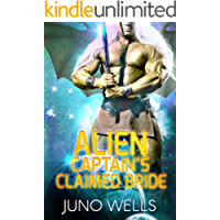 Alien Captain's Claimed Bride: A SciFi Alien Romance