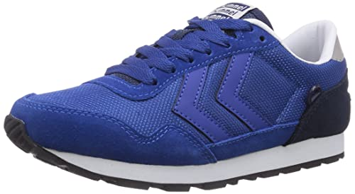 Hummel Reflex Tonal Lo Unisex Adults Trainers Blue Limoges Blue 8543