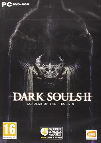 Dark Souls II: Scholar Of The First Sin: Amazon.es: Videojuegos