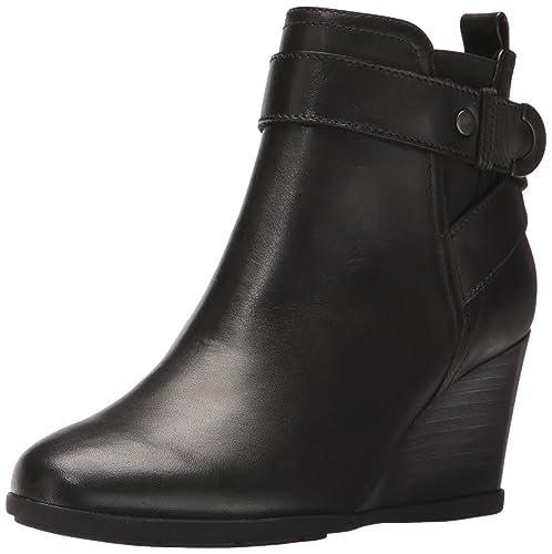 4cba63243d02 Geox Women s D Inspiration Wedge D Boots  Amazon.co.uk  Shoes   Bags