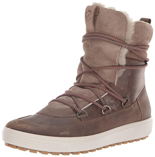 brand new 2cfee 030d9 ECCO Damen Womens Soft 7 Tred Mid Hohe Stiefel