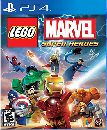 Amazon Com Lego Marvel Super Heroes Playstation 4 Whv Games