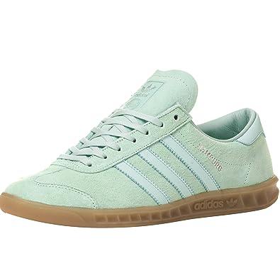 4b6832bac adidas Hamburg Vapour Green Ice Mint Gum  Amazon.co.uk  Shoes   Bags