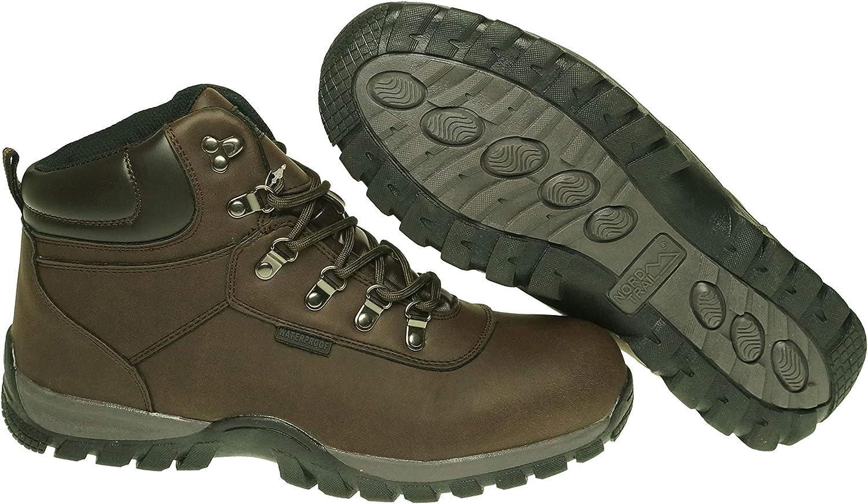 nord trail menn edge waterproof støvler