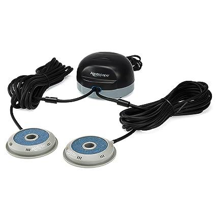Amazon Com Aquascape 75000 Pond Air 2 Double Outlet Aeration Kit