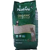 Native Organic Turbinado Sugar 1kg