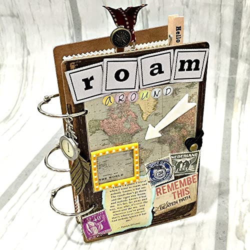 Difference Between Art Journal And Junk Journal