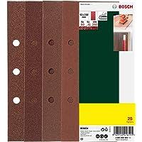 Bosch 2607019501 - Paquete de 25 lijas