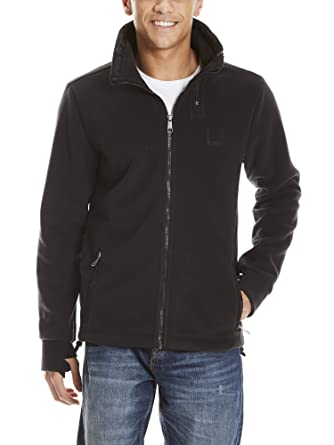 Bench Her. Fleece Funnel, Chaqueta Punto para Hombre: Amazon ...