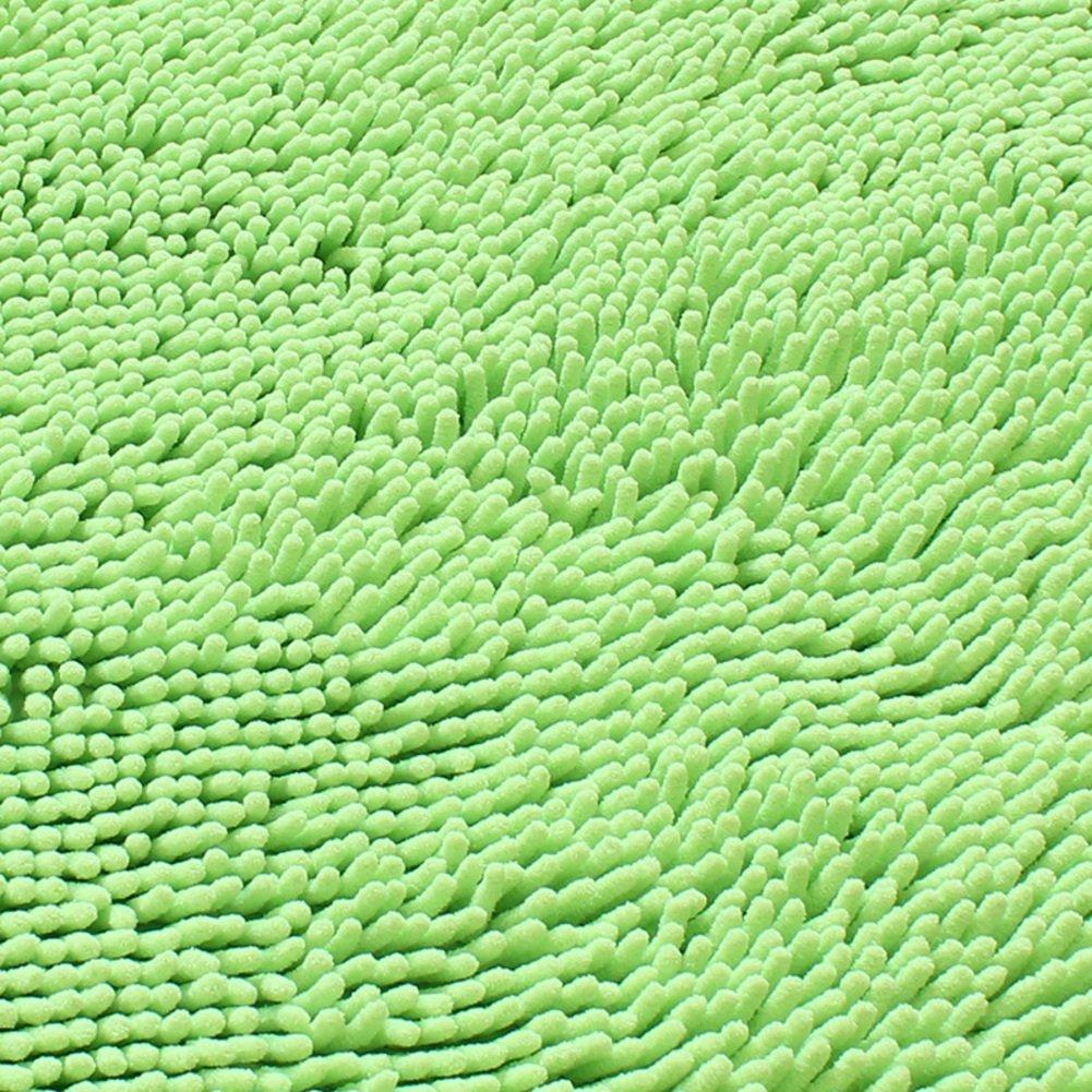 MoMo Chenille-Matte wasserabsorbierende Matten Badezimmer-Badezimmer-Tür-Matte,II,40x120cm (16x47inch) B078GSP779 Duschmatten