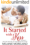 It Started with a Kiss (Insta-Spark Book 1)
