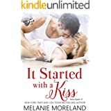It Started with a Kiss (InstaSpark Book 1)