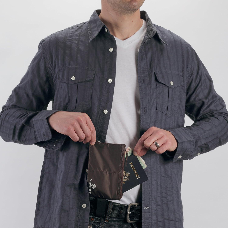 EAGLE CREEK TRAVEL GEAR Undercover Hidden Pocket Mocha