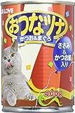 おつなツナ キャットフード ささみ&かつお節入り 400g×12缶 (ケース販売)