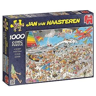Jumbo Puzzle, Jan Van Haasteren, Alla spiaggia, Puzzle 1652 B0002HWAFE