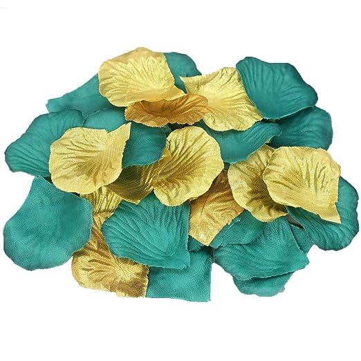 AllHeartDesires, Paquete de 600 pétalos de Rosa de Seda para ...