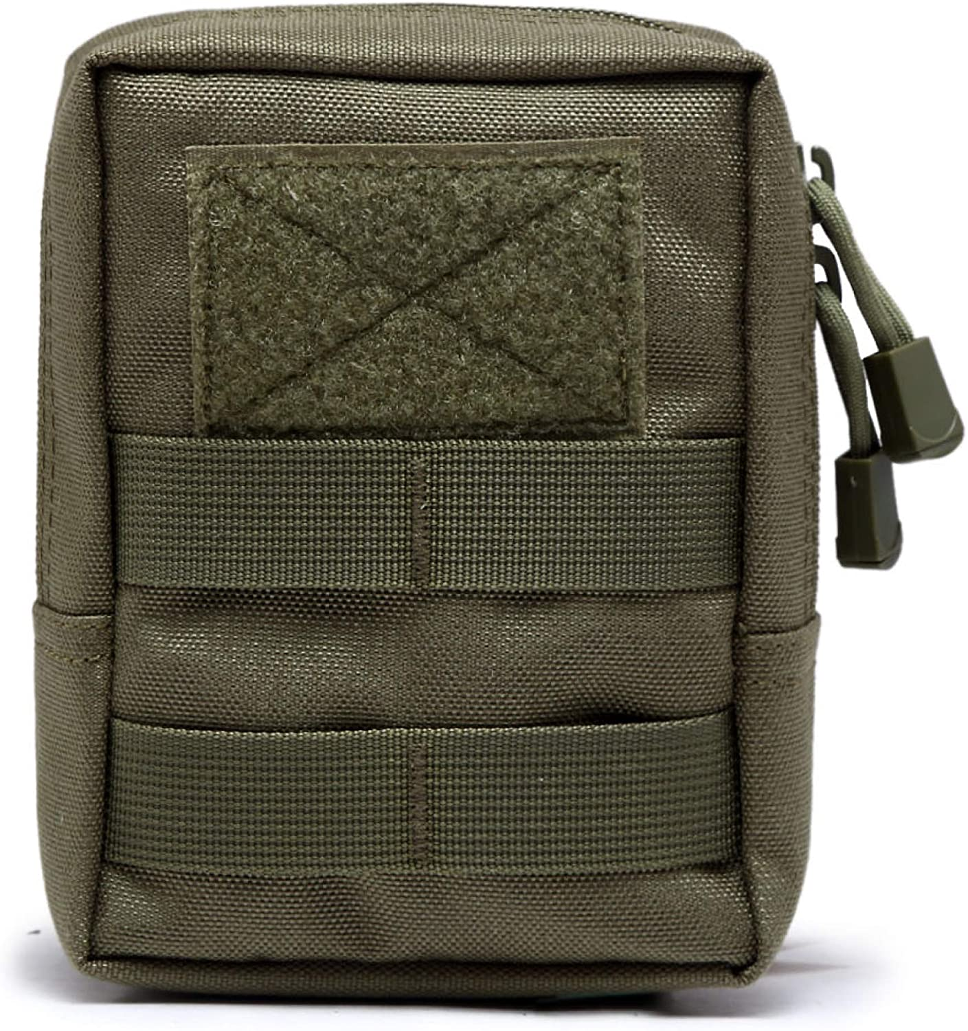TRIWONDER Tactical Molle Pouch EDC Utility Pouch Bags Wallet Pouch Waist Bag Pack Outdoor Accessory Bag for Backpack Military Airsoft Shooting Storage Bag