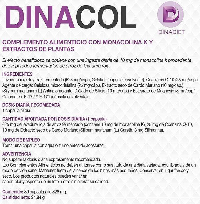 DINACOL 30 Caps