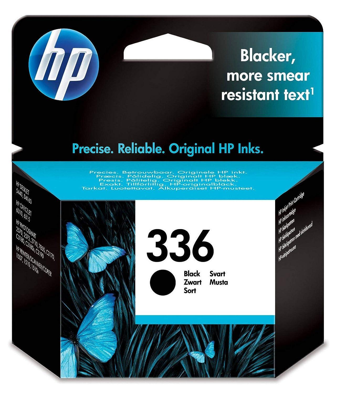 HP C9362E 336 Cartucho de Tinta Original, 1 unidad, negro: Hp ...