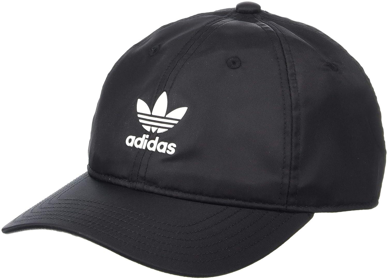 954f7c8860d Amazon.com  Adidas Men s Originals Relaxed Strap Back Cap  Sports   Outdoors