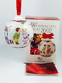 Hutschenreuther Glas Kristall Glocke 1999 in der Originalverpackung NEU 1.Wahl