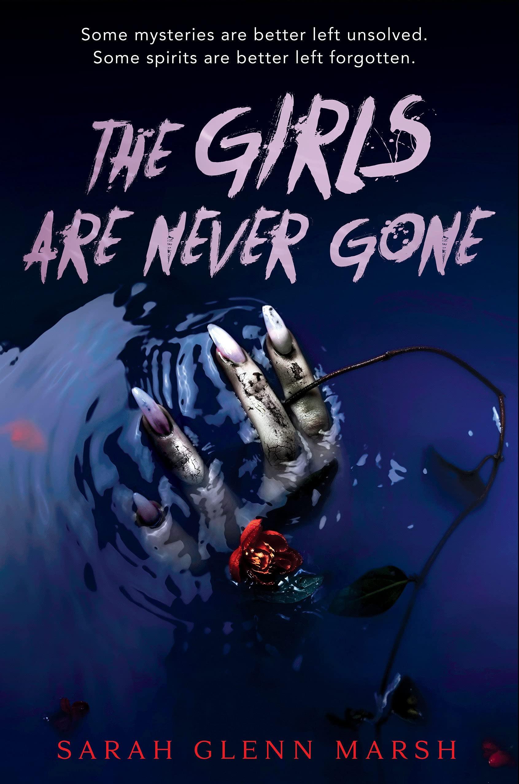 Amazon.com: The Girls Are Never Gone: 9781984836151: Glenn Marsh, Sarah:  Books
