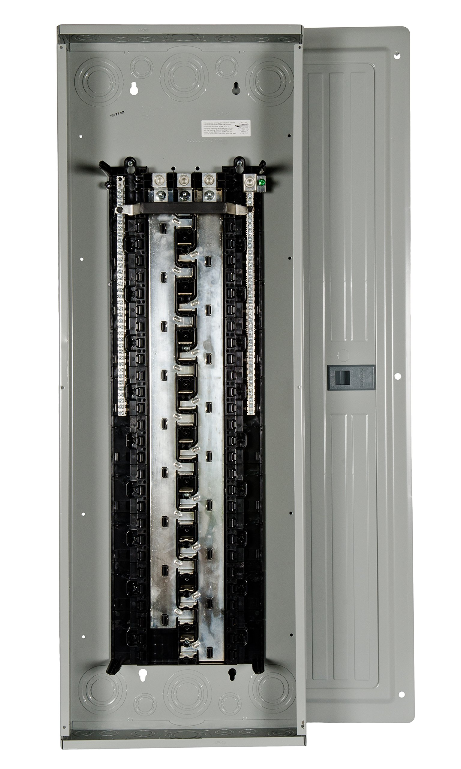 Siemens S5470L3225 225-Amp Indoor Main Lug 54 Space, 70 Circuit 3-Phase Load Center, Copper Bus