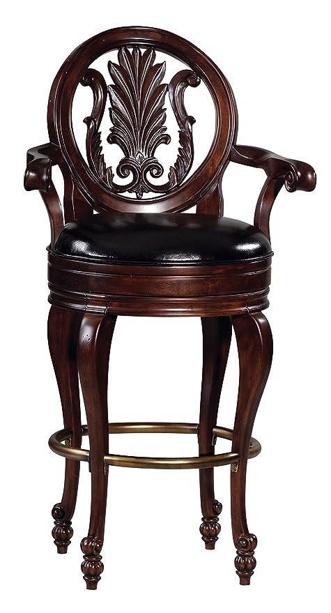 Miraculous Amazon Com Howard Miller 697 001 Niagara Bar Stool By Creativecarmelina Interior Chair Design Creativecarmelinacom