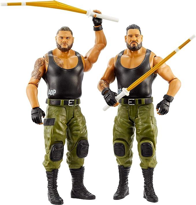 WWE Autores de Dolor 2-Pack: Amazon.es: Juguetes y juegos