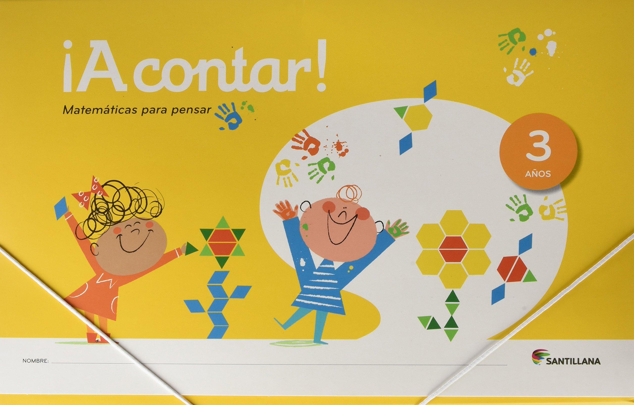 A CONTAR 3 AÑOS (Spanish) Paperback