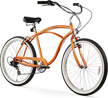 Firmstrong Urban Man Beach Cruiser Bikes