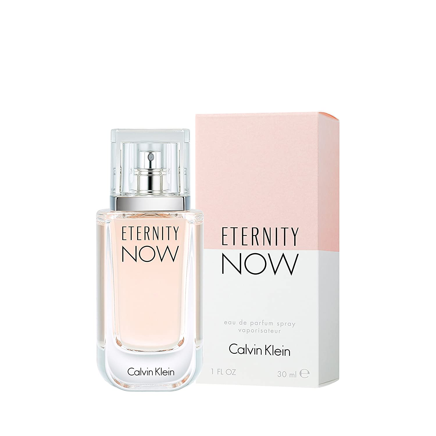 Amazon.com  Calvin Klein Eternity Now Eau de Parfum Spray, 1.7 fl. oz.   Luxury Beauty 53c31b9582
