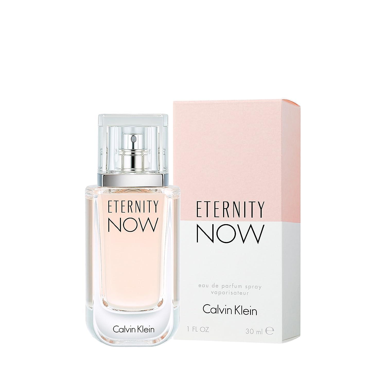 Amazoncom Calvin Klein Eternity Now Eau De Parfum Spray 17 Fl Oz