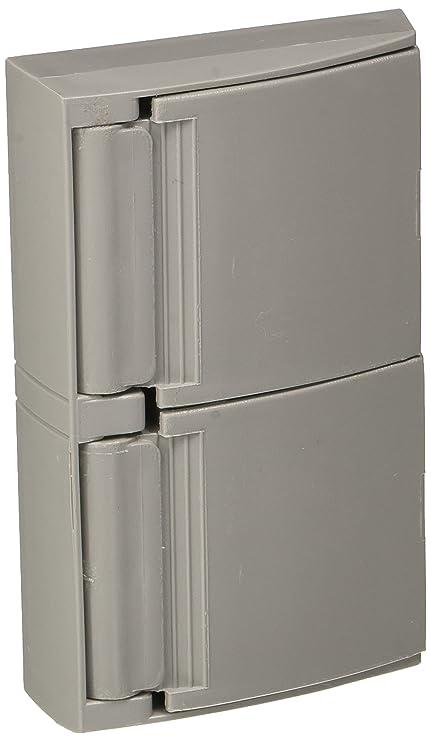 Amazon.com: Diamond Group 3780SC Gray Standard Receptacle Cover ...